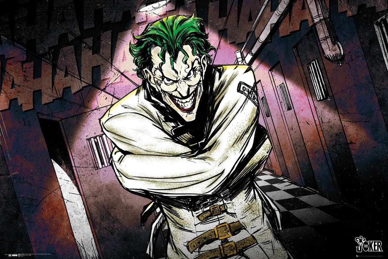 Джокер в кино