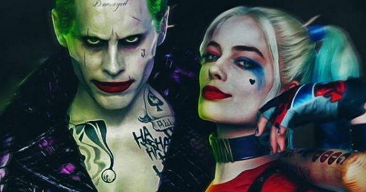 Популярные мерчи с Джокером